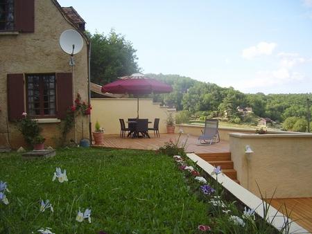 Beynac Holiday Chalet in Perigord Noir, Dordogne, South-West France