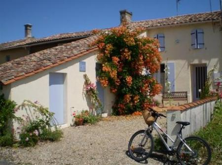 Spacious Charente-Maritime holiday gite in hilltop hamlet - 25 mins from sandy beaches