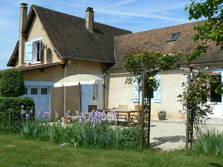 Holiday Country House with Pool in a privileged environment, Perigord, France