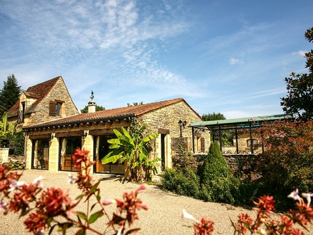 Villa Roussessille proche Sarlat avec piscine privée