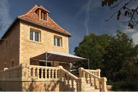 4 Bedroom Holiday Rental House in St Geyrac, Dordogne, France/La Petite Prairie