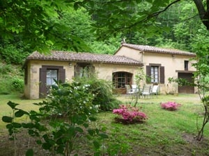 Dordogne Holiday Rental Cottages near Sarlat in the Perigord Noir, France  / La Bergerie