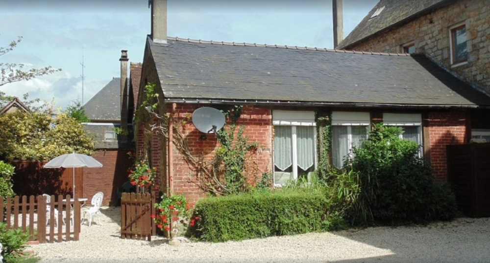 Lovely Holiday Rental Cottage in Bagnoles de l`Orne, Lower Normandy, France