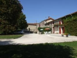 Two Self-catering Gites with Large Heated Indoor Pool in Charente-Maritime, France