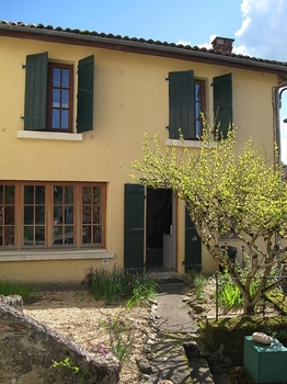 Limousin Holiday Home in Champagnac la Riviere,Nouvelle-Aquitaine, Borders of Dordogne, France