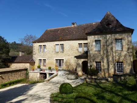 Holiday home in Plazac, the heart of Black Perigord, Dordogne, France