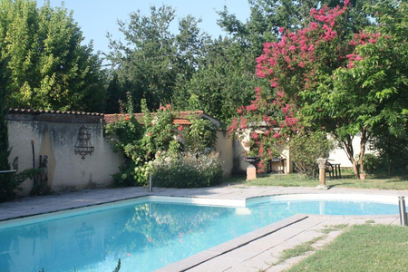 Holiday Cottage in Lot, Midi Pyrenees / Le Clos de la Salamandre