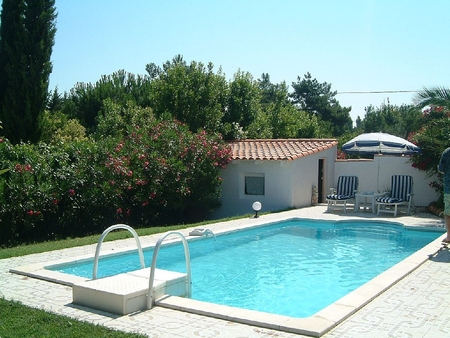 Villa Rental with Pool in Lavalette, Near Carcassonne, Aude