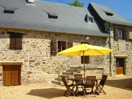 Self catering Holiday House in the countryside of Dordogne, France / Chez la Louise