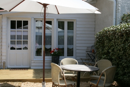 Bed and Breakfast in Le Bois Plage en Re, Charente-Maritime, France / Le Tresor Des Dunes