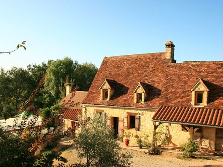 Quiet Farmhouse Holiday Rental in Dordogne, Les Eyzies-de-Tayac-Sireuil, France