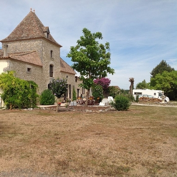 Dordogne Holiday House in  Sainte-Innocence, France - Le Pigonnier