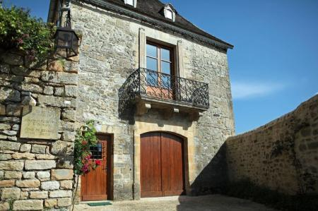 Holiday Apartment Rental Overlooking the Dordogne Valley, Beynac-et-Cazenac - Charming Cafourche