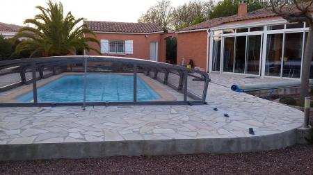3 bedroom Aude Holiday Home in Narbonne area, Languedoc - Villa Le Moulin