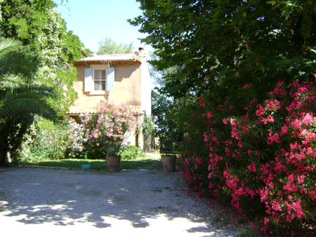Self catering Holiday Cottage with Pool in Narbonne Area, Aude, France - L'Oustalet