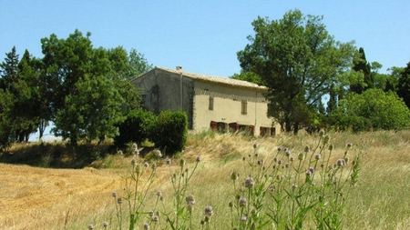 Isolated Holiday Farmhouse With Private Swimming Pool in Airoux, Near Canal du Midi, France