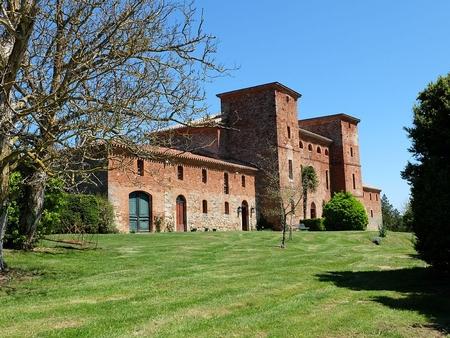 Fantastic Holiday Chateau in Carcassonne area, Aude, France - Castle Fajac Relenque