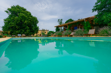 Les Gascous is a Large Holiday House/Gîte in Aude France with five star TripAdvisor ranking