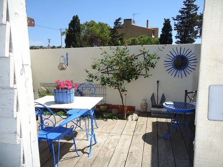 Holiday Cottage Rental in Narbonne area, Gruissan, France