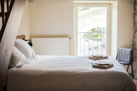 Aude Holiday Cottages with Indoor Pool, Near Carcassonne, Languedoc, France  - Gite Les Crus
