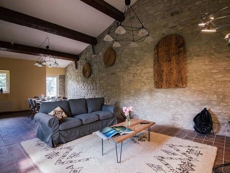 Fantastic Cottages with Indoor Pool, Near Carcassonne, Languedoc, France - Gite Les Cuvées rares