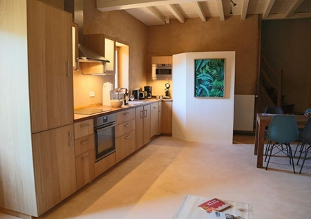 Cottage with Garden and Private Pool in Laure-Minervois, Aude, France - Le Gite des Vendangeurs