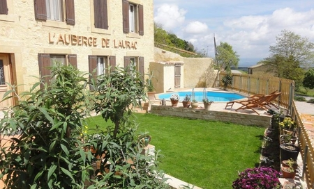 Holiday Gite in Laurac, Cathar country with Heated Pool, Aude, France