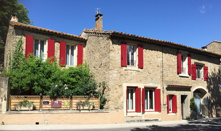 Guest House Bed and Breakfast in Ginestas, Aude, Languedoc
