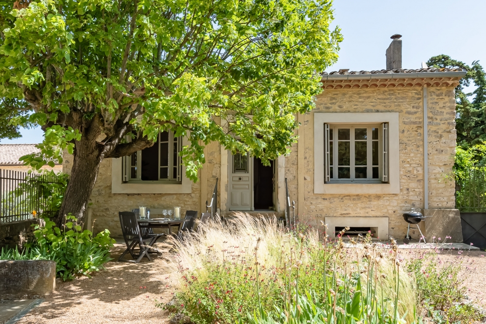 Holiday Cottages in Laure-Minervois, Nr Carcassonne - Chateau St Jacques d'Albas, LES IRIS