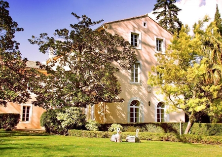 Bed and Breakfast in Corbieres, Villeseque-des-Corbieres, Aude, France - Chateau Haut Gleon