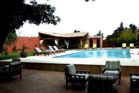 Beautiful and Large Family Holiay Home with Prvate Pool, Canet, Aude, France