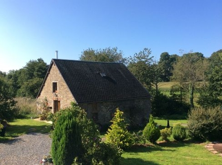 2 Bedroom Normandy Holiday Gite, Saint-Hilaire-du-Harcouet, Near Fontenay and Romagny, France