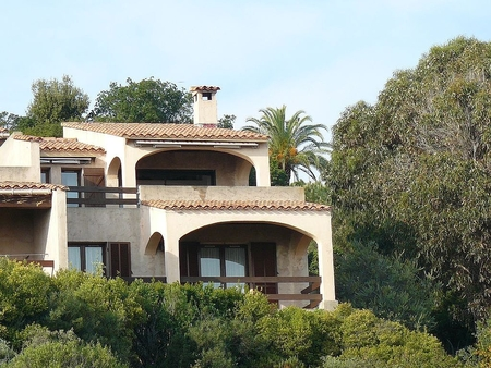 Corsica Holiday Villa With Extensive Seaviews, France