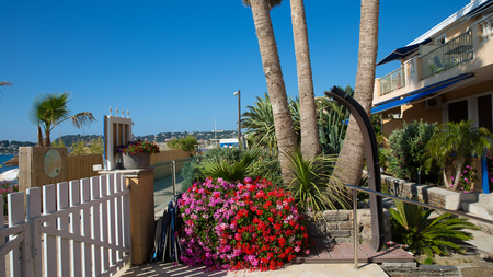 Holiday Rental Apartment Rivazur Beach Located on the beach, Cavalaire-sur-Mer, Saint Tropez, France