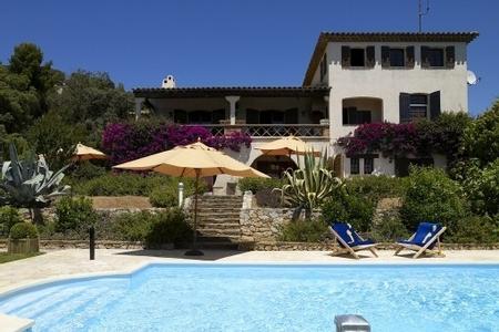 Wonderful Apartment in a big beautiful house in La Croix-Valmer, Cotes d`Azur, France