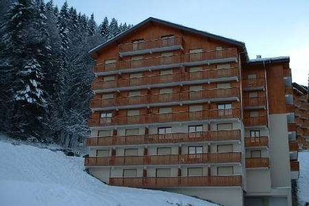 Apartment with beautiful views in Saint-Jean-d`Aulps, Morzine, France