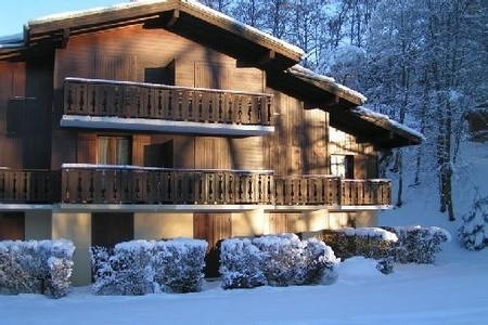 Comfortable and tastefully decorated Apartment Rental in Demi-Quartier, Haute Savoie, France