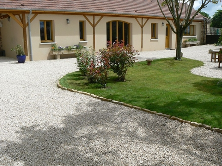 1 Bedroom Holiday Barn in Viserny, Burgundy, France - Le Joli Regain