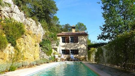 Lovely Var Holiday House with Private Pool, Provence Verte, Barjols, France