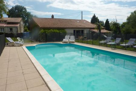 Beautiful Farmhouse with Private Pool in Vendee - La Fermette