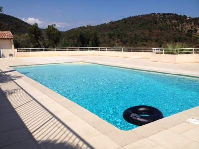 Stunning Villa with Pool Between St Tropez and Massif des Maures hillsides, Cote d`Azur