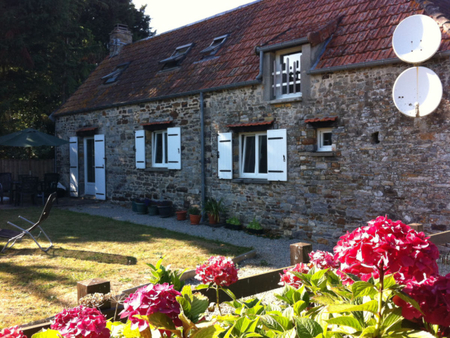 Comfortable Manche Holiday House Near Denneville, Normandy, France - La Bergerie