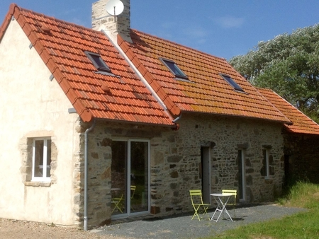 Bretteville-sur-Ay Holiday Cottage to rent, Barneville, Mont St Michel, Normandy - Les Mielles