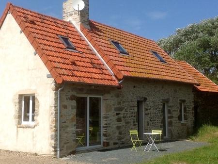 Bretteville-sur-Ay Holiday Cottage to rent, Barneville, Mont St Michel, Normandy - Les Mielles