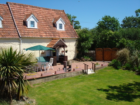 Spacious Holiday Cottage in the heart of the Cherbourg Pennisula, Normandy - Esperance