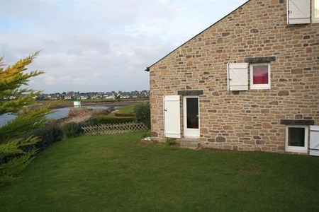 LOVELY HOLIDAY HOUSE IN ARZON, BRITTANY, FRANCE - NEAR THE HARBOR OF CROUESTY AND BEACHES, SEA VIEW
