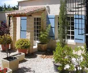Chez Pauline @ Mas Saint Antoine, delightful 2 person end cottage, 1 of 7 gites available