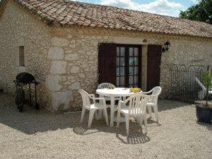 Holiday Cottage Rental Near Eymet and Bergerac, Dordogne - Le Nid
