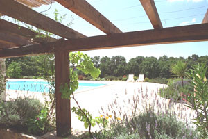 Holiday Cottage Rental Near Eymet and Bergerac, Dordogne - La Garenne