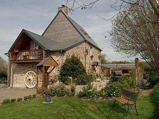 Flowerpots Bed and Breakfast with Country Views, Manche, Normandy, France